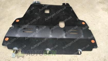 """Titanium Защита двигателя Renault Megane 3  (2008-2015) """"Titanium"""""""