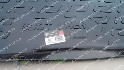 Коврик в багажник Renault Kangoo грузовой (2008->)
