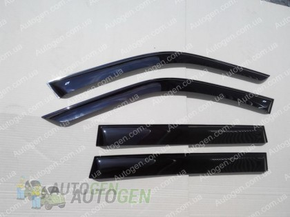 CT-VL Tuning Ветровики Hyundai Sonata (Y3) (1993-1998) CT