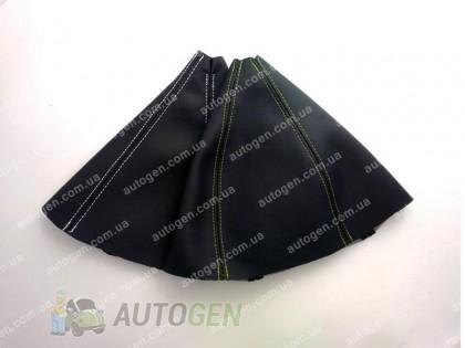 Ort-EU Чехол ручки кпп Citroen C4 (2004-2010) черный (оригинал)