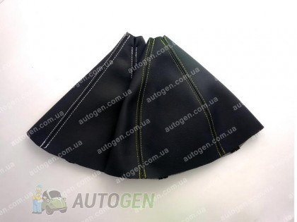 Ort-EU Чехол ручки кпп Fiat Scudo (1995-2007) черный (оригинал)