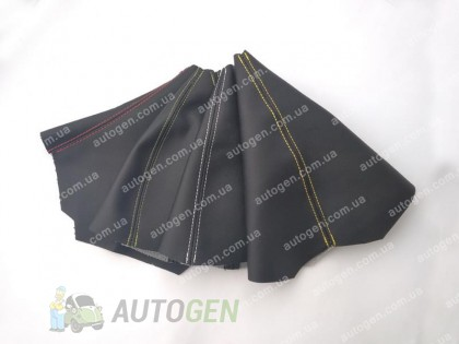 Ort-EU Чехол ручки кпп Daewoo Nubira (J100) (1997-1999) черный (оригинал)