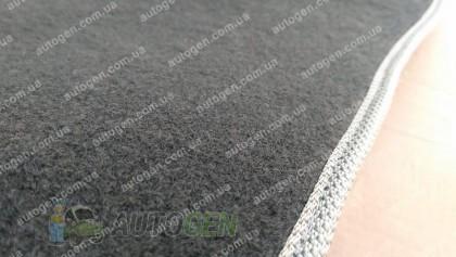 Vorsan Коврик в багажник Volkswagen Passat CC (2008-2016) (текстильный Серый) Vorsan