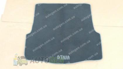 Vorsan Коврик в багажник ВАЗ 2108, 2109, 2113, 2114 (текстильный Серый) Vorsan