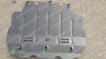 "Titanium Защита двигателя Volkswagen Passat B7 (2010-2015)  (Кроме Америки) ""Titanium"""