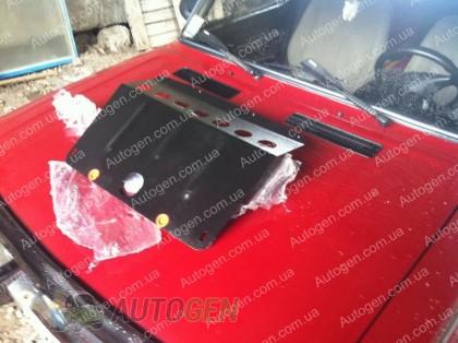 Защита двигателя ВАЗ 2101, ВАЗ 2102, ВАЗ 2104, ВАЗ 2105, ВАЗ 2106, ВАЗ 2107 Titan