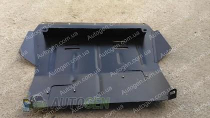 """Titanium Защита двигателя ВАЗ 2110, ВАЗ 2111, ВАЗ 2112   """"Titanium"""""""