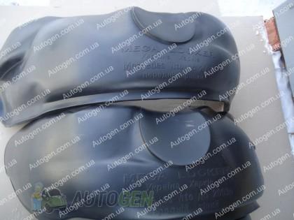 Mega-Locker Подкрылки Mercedes Vito W638 (1995-2003) (4шт) (Mega-Locker)