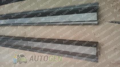гибка пороги на Opel Ascona
