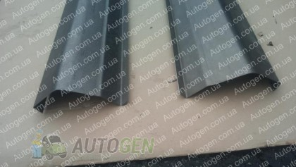 Autogen (Ukraine) Гибка порогов Пример №2