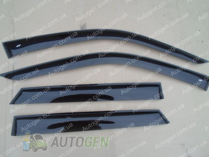 Ветровики Audi A4 B5 UN  (универсал) (1995-2001) CT