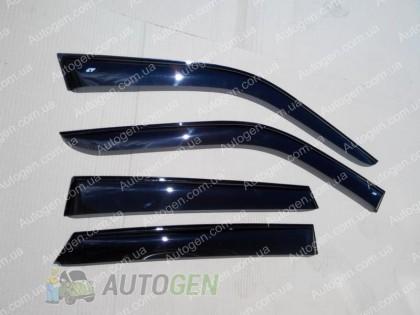 Ветровики Mercedes W124 (1984-1996) CT