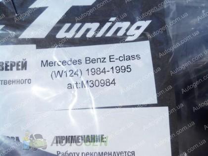 CT-VL Tuning Ветровики Mercedes W124 (1985-1995) CT