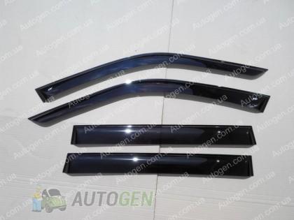 CT-VL Tuning Ветровики Mitsubishi Pajero 3 (5 дверей) (1999-2006) CT