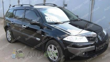 Ветровики Renault Megane 2 UN (универсал) (2002-2008) CT