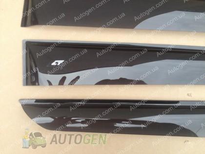CT-VL Tuning Ветровики Volkswagen Golf 2 (5дв) (1983-1992) CT