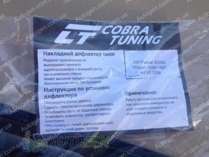 CT-VL Tuning Ветровики Volkswagen Passat B4 Variant (универсал) (1993-1997) CT