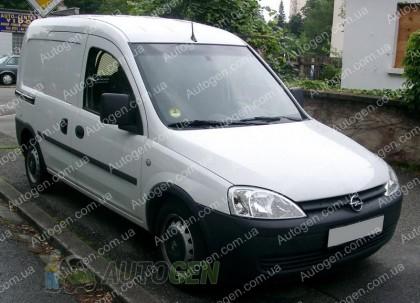 Polcar Подкрылки Opel Combo C (2001-2011)  (4шт) PL