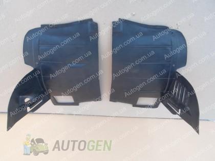 Polcar Подкрылки BMW E39 (2000-2003) (бензин-дизель) (передний 1 часть) PL