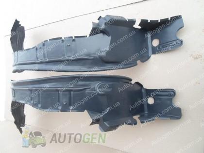Polcar Подкрылки Mercedes W210 210 (1995-2002) (передний 1шт) PL