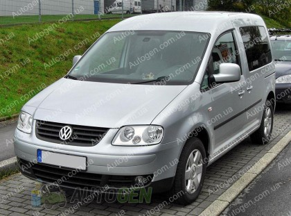 Подкрылки Volkswagen Caddy (2004-2010) PL