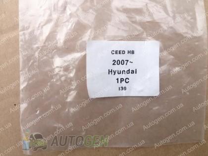 Auto clover Ветровики Kia Ceed 1 HB (2006-2012) KR