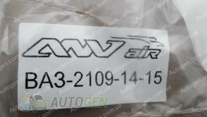 ANV Ветровики ВАЗ 2109, ВАЗ 21099, ВАЗ 2114, ВАЗ 2115  ANV