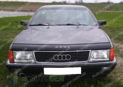 Мухобойка AUDI 100 C3   (1982-1991) VIP