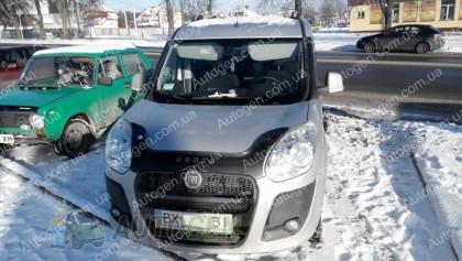 Vip 52 Мухобойка Fiat Doblo 2 (2010-2015)  VIP