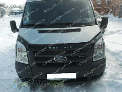 Мухобойка Ford Transit  (2007-2012) VIP