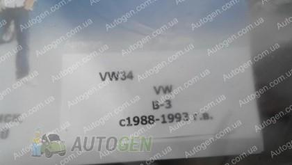 Vip 52 Мухобойка Volkswagen Passat B3  (1988-1993)  VIP