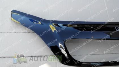 Vip 52 Мухобойка Opel Astra G (1997->) (с решеткой) VIP