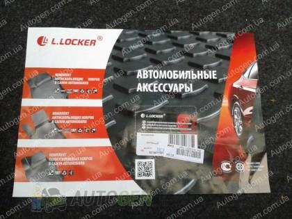 Lada Locker Коврики салона Alfa Romeo 159 (2005-2011) (Полимерные) Lada Locker