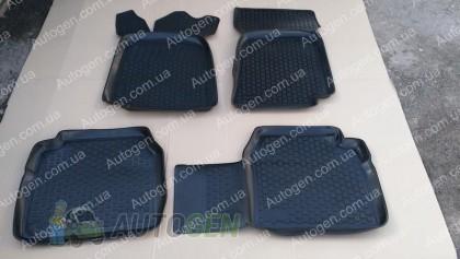 Коврики салона ВАЗ 2101, 2102, 2103, 2104, 2105, 2106, 2107 (Полимерные) Lada Locker