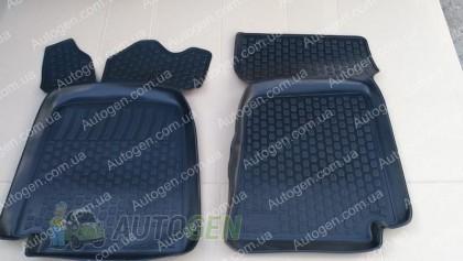 Lada Locker Коврики салона ВАЗ 2101, 2102, 2103, 2104, 2105, 2106, 2107 (Полимерные) Lada Locker