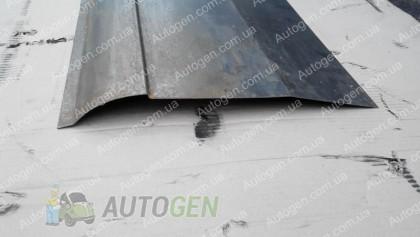 Autogen (Ukraine) Гибка порогов Пример №3