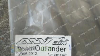 ANV Ветровики Mitsubishi Outlander 2 XL (2006-2012) ANV