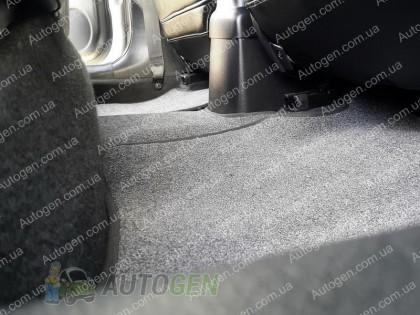 Vorsan Коврики салона Alfa Romeo 159 (2005-2011) (текстильные Серые) Vorsan