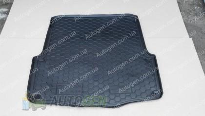 Коврик в багажник Skoda Octavia A5 Combi (универсал) (2004-2013)  (Avto-Gumm Полиуретан)