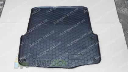 Avto-gumm Коврик в багажник Skoda Octavia A5 Combi (универсал) (2004-2013)  (Avto-Gumm Полиуретан)