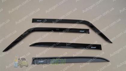 Ветровики на боковые стекла ВАЗ 2101, 2103, 2105, 2106, 2107 AZ