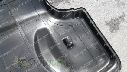 Lada Locker Коврик в багажник Москвич 2140, Москвич 412 (Lada-Locker)