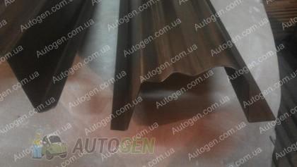 Autogen (Ukraine) Гибка порогов Kia Sephia 2 (1998-2001) тел.067-750-18-91
