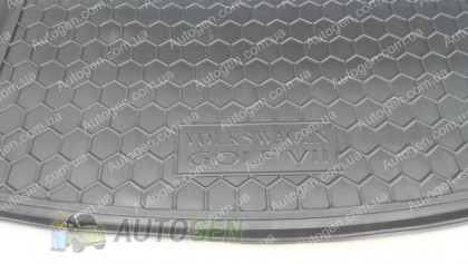 Avto-gumm Коврик в багажник Volkswagen Golf 7 Variant (универсал) (2013->) (Avto-Gumm Полиуретан)