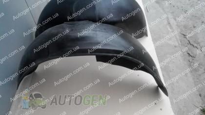 Подкрылки Защита Локера Renault Duster