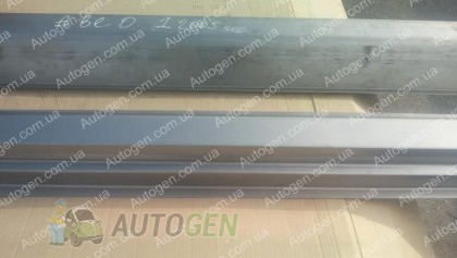 Autogen (Ukraine) Гибка порогов Chevrolet Aveo T200 (2002-2006) тел.067-750-18-91