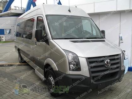 Гибка боковины и порогов Mercedes Sprinter, Volkswagen Crafter (2006->)