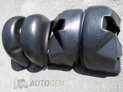 Mega-Locker Подкрылки Renault Safrane (1992-2000) (Задние 2шт) (Mega-Locker)