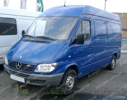 Коврики в салон Mercedes Sprinter (1995-2006) (3шт) (Stingray)