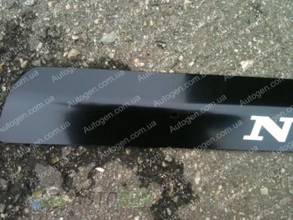 ООО Металл Козырек заднего стекла ВАЗ Нива 2121, 21213 тайга металл